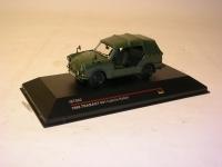 Modellauto Trabant Kübel / 1:43