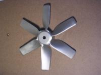 Flügelrad / Aluminium