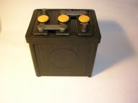 Batterie 6V-84 Amp.