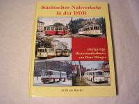Städtischer Nahverkehr in der DDR / Andreas Riedel