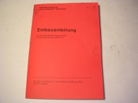 Einbauanleitung EBZA 2S /