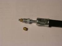 Dichtkegel / Zentralschmierung / 4mm