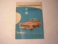 Rennprogramm / Schleizer Dreieck / 1961