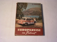Europareise im Trabant / 1962