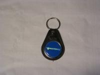Schlüsselanhänger -Wartburg-blau