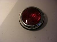 Rücklicht / rot / Hella