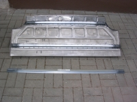 Profil Kofferraumboden 133 cm lg. / ab Bj. 1959 / 311/312/313