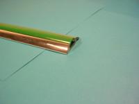 PVC-Keder für Zierleiste grün/Limo./Camping 311/312