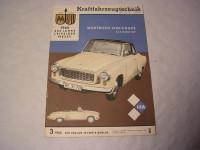 KFT Heft 3/1965 / Vorstellung W-311-HT