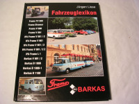 Fahrzeuglexikon Framo / Barkas / Jürgen Lisse