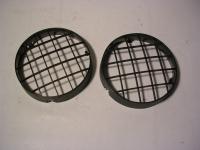 Kunststoff-Gitter / Nebellampen-rund