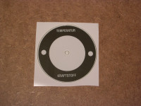 Reparaturfolien für Silberpunkt - Kombiinstrument 311/312