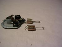 Feder Lampenträger Scheinwerfer 200 mm