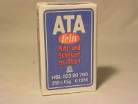 ATA-Putz u. Scheuermittel