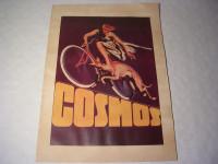 Plakat - Cosmos-Fahrräder