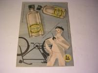 Ura-mol Öl-Werbung / 2533