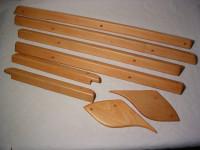 Holzleisten - Satz Luxuslimousine 311/312