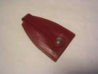 Auto-Schlüsseltasche / Leder