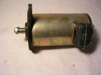 Gleichstromlichtmaschine 12 V - 220 W