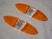 Rücklichtgläser 311 / Orange-Weiß-Orange