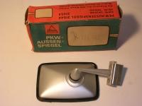 Außenspiegel Silber 353/Trabant