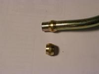 Dichtkegel / Zentralschmierung / 8mm