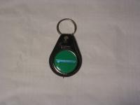 Schlüsselanhänger - wartburg - grün