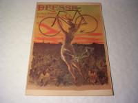 Plakat - Fahrrad Werbung