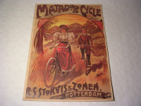 Plakat Matador-Cycle