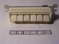 Schalterleiste  elfenbein W - 311 / W - 313