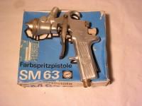 Farbspritzpistole SM 63 ( DDR )