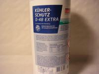 Kühler - Frostschutz