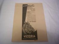 Plakat - Victoria - Rennsport