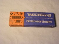 Wartburg Federnsortiment / 353