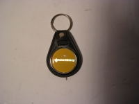 Schlüsselanhänger -Wartburg - gelb