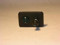 Zubehör Schalter / Kontrolllampe / Grün