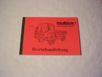 Multicar 26 / 1999 / BE.
