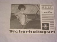 Doblina-Sicherheitsgurt / BE.