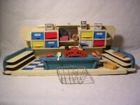 Spielzeug-Kaufmannsladen