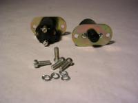 Schlitzschraube M4 / Federring für Schalter
