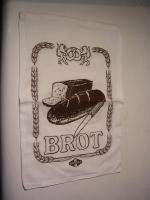 DDR-Brot / Brötchenbeutel / Fortschritt