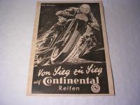 Plakat Continental Werbung