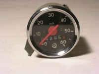 Tachometer bis 60 Kmh