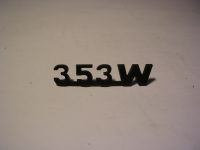 Schrift 353W