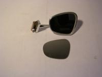 Spiegelglas / Aluminium - Außenspiegel re.