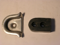 Türanschlaggummi W - 311/2 - W - 311/3