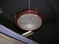 DDR-Deckenlampe