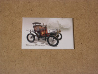 Magnetschild Wartburg Motorwagen