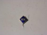 Anstecknadel IFA