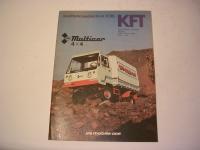 Heft 9 / 1986 / Multicar 4x4 / L60
